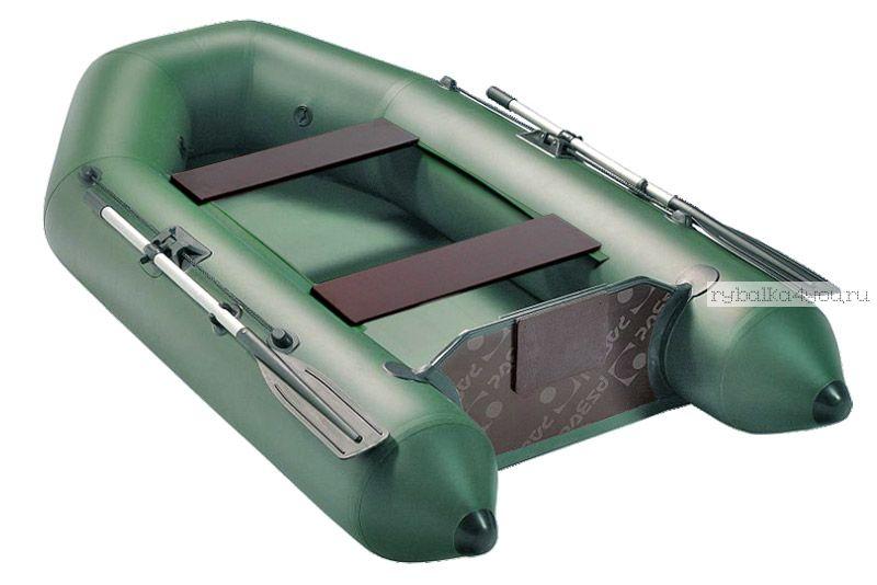 Лодка моторная ПВХ Аква 2600