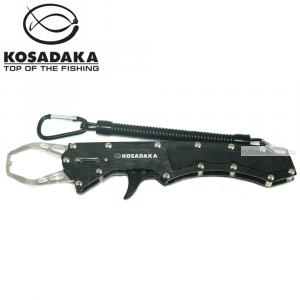 Захват челюстной (липгрип) с курком Kosadaka X33, алюминий FT-X33