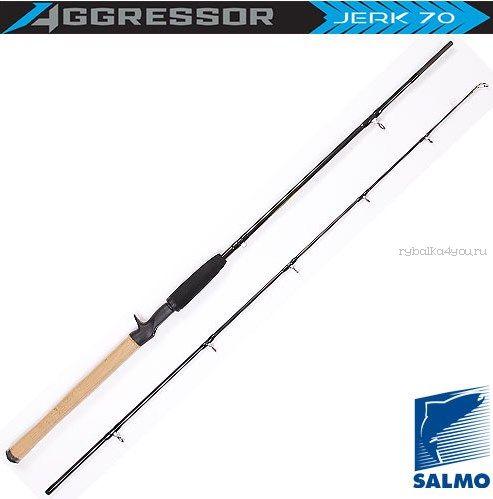 Спиннинг Salmo Aggressor JERK 70 1.80м /тест 20-70гр (5724-180 )