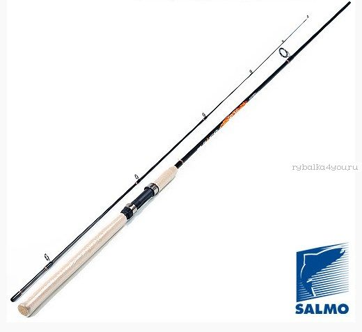 Спиннинг Salmo Diamond Jig 2.34 м /тест 3-15гр (5511-234)