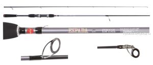 Спиннинг AIKO Espada ESP232L 3-18 гр