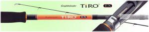 Спиннинг Graphiteleader TIRO EX GOTXS862MHW NEW 2.59м / тест 1040гр