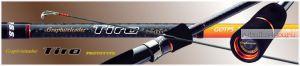 Спиннинг Graphiteleader TIRO Prototype GOTPS762LT 2.29м / тест 112гр