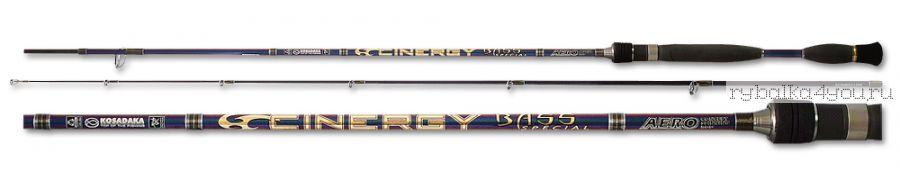 Спиннинг Kosadaka Cinergy Bass Special SCIN189L 2-11 гр