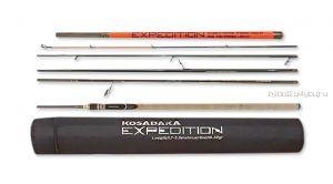 Спиннинг Kosadaka Expedition 6S-Dual 240/270см (3-15гр)