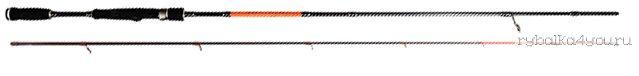 Спиннинг Kosadaka Perch Pro Sport (FUJI)  2,43м (4-16г)