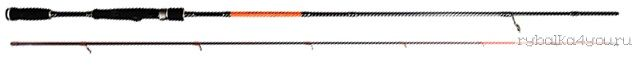 Спиннинг Kosadaka Perch Pro Sport (FUJI)  2,51м (4-16г)
