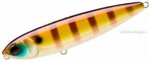 Воблер Yo-Zuri 3DB PencilАртикул: R1100 цвет: BG/ 100 мм /16 гр / Заглубление (м) : 0,5 - 1,2