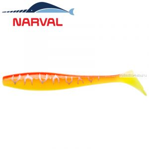 Мягкие приманки Narval Choppy Tail 12sm #009 Sunset Tiger (4 шт в уп)