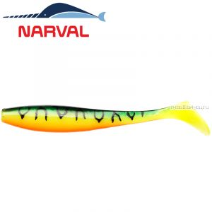 Мягкие приманки Narval Choppy Tail 12sm #006 Mat Tiger (4 шт в уп)