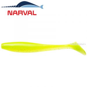 Мягкие приманки Narval Choppy Tail 12sm #004 Lime Chartreuse (4 шт в уп)