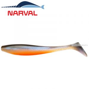 Мягкие приманки Narval Choppy Tail 8sm #008 Smoky Fish (6 шт в уп)