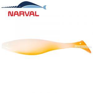 Мягкие приманки Narval Commander Shad 12sm #010 White Rabbit (4 шт в уп)