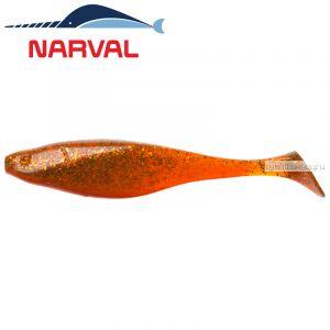 Мягкие приманки Narval Commander Shad 12sm #005 Magic Motoroil (4 шт в уп)