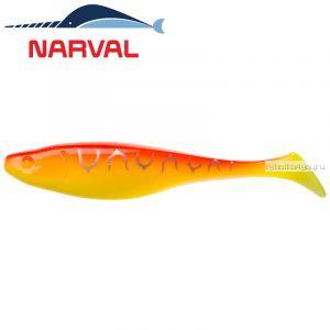 Мягкие приманки Narval Commander Shad 12sm #009 Sunset Tiger (4 шт в уп)