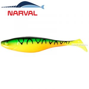 Мягкие приманки Narval Commander Shad 14sm #006 Mat Tiger (3 шт в уп)