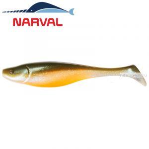 Мягкие приманки Narval Commander Shad 16sm #008 Smoky Fish (3 шт в уп)