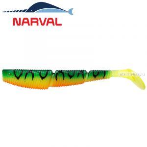 Мягкие приманки Narval Complex Shad 10sm #006 Mat Tiger (4 шт в уп)