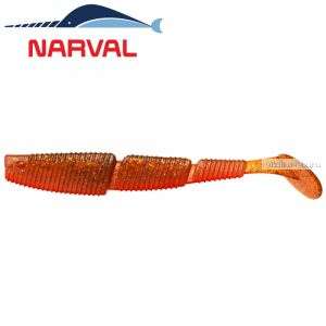 Мягкие приманки Narval Complex Shad 10sm #005 Magic Motoroil (4 шт в уп)