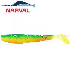 Мягкие приманки Narval Complex Shad 10sm #002 Blue Back Tiger (4 шт в уп)