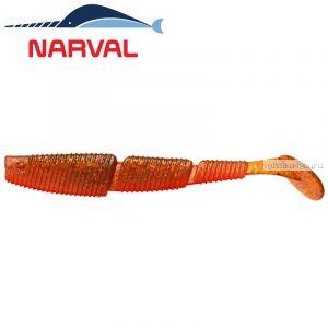 Мягкие приманки Narval Complex Shad 12sm #005 Magic Motoroil (4 шт в уп)