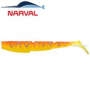 Мягкие приманки Narval Complex Shad 12sm #009 Sunset Tiger (4 шт в уп)