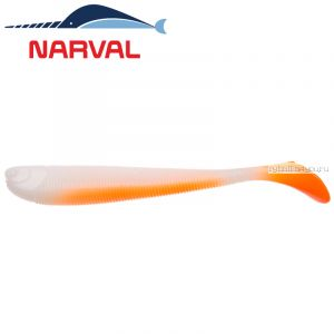 Мягкие приманки Narval Slim Minnow 11sm #010 White Rabbit (5 шт в уп)