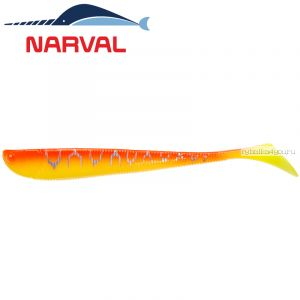 Мягкие приманки Narval Slim Minnow 11sm #009 Sunset Tiger (5 шт в уп)