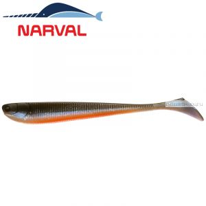 Мягкие приманки Narval Slim Minnow 11sm #008 Smoky Fish (5 шт в уп)