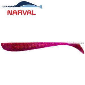 Мягкие приманки Narval Slim Minnow 11sm #003 Grape Violet (5 шт в уп)