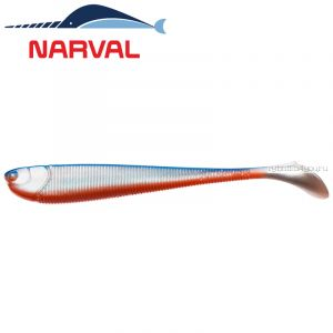Мягкие приманки Narval Slim Minnow 11sm #001 Blue Back Shiner (5 шт в уп)