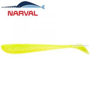 Мягкие приманки Narval Slim Minnow 16sm #004 Lime Chartreuse (3 шт в уп)