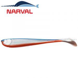 Мягкие приманки Narval Slim Minnow 16sm #001 Blue Back Shiner (3 шт в уп)