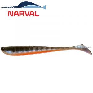 Мягкие приманки Narval Slim Minnow 16sm #008 Smoky Fish (3 шт в уп)