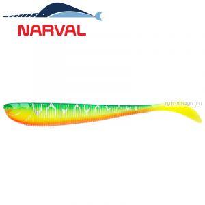 Мягкие приманки Narval Slim Minnow 16sm #002 Blue Back Tiger (3 шт в уп)