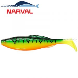 Мягкие приманки Narval Troublemaker 12sm #006 Mat Tiger (4 шт в уп)