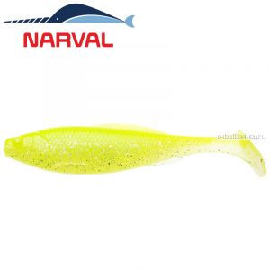 Мягкие приманки Narval Troublemaker 12sm #004 Lime Chartreuse (4 шт в уп)