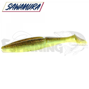 Мягкие приманки Sawamura One'up Shad 3'' #154 (7шт в уп)