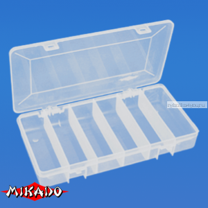 Коробочка рыболовная Mikado ABM 024 (20.7 x 10.8 x 3.3 см.)