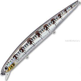 Воблер Fishycat Junglecat 140F X05 (серебро/пламя) 140мм (21г)