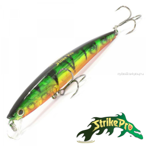 Воблер Strike Pro Arc Minnow 105SP 11,5gr #A102G