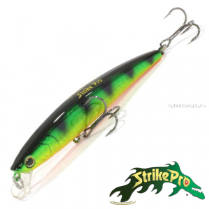 Воблер Strike Pro Arc Minnow 105SP 11,5gr #A45-713