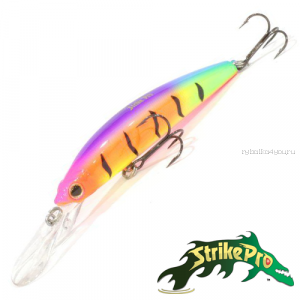 Воблер Strike Pro Magic Minnow 100 13,5gr #A167F
