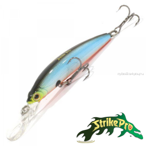 Воблер Strike Pro Magic Minnow 100 13,5gr #A05