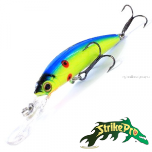Воблер Strike Pro Magic Minnow 85 9,8gr #A121F