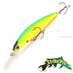 Воблер Strike Pro Magic Minnow 85 9,8gr #A17S