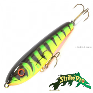 Воблер Strike Pro Skinny Wolf Jr Slow Sinking 45,1gr #WC006F