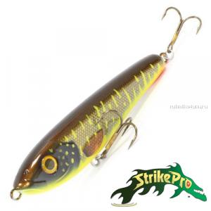 Воблер Strike Pro Skinny Wolf Jr Slow Sinking 45,1gr #WC004F