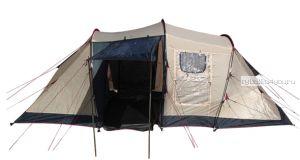 Палатка Campus Bordeaux 4 (stone beige)