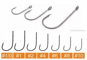 Крючок Hitfish SH Carry Worm (упаковка)